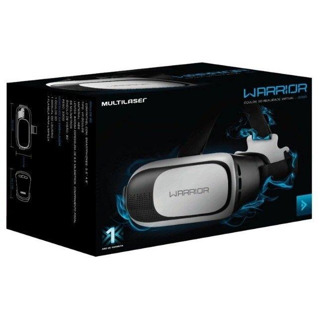Oculos 3d realidade virtual multilser - js080 - Foto 4