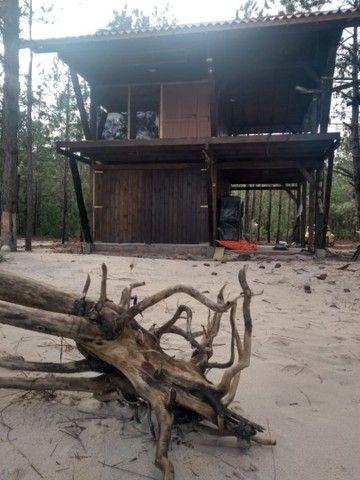 Linda casa em frente a Lagoa dos Patos Tavares RS - Foto 8
