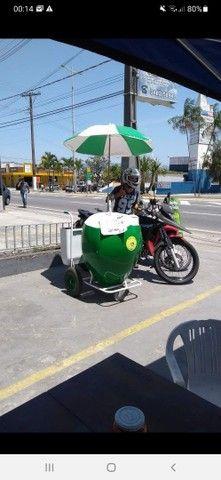 Carrinho para renda extra/entrego em sjc/jacarei/caragua - Foto 2