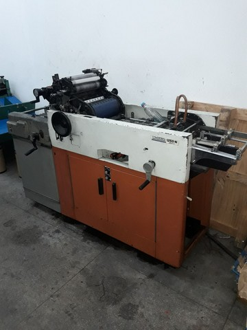 Vendo Gráfica Completa ou máquinas separadas de seu interesse.   - Foto 2