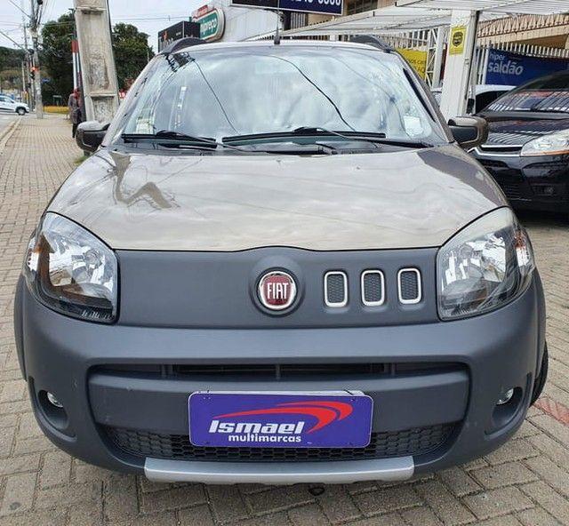 Fiat UNO WAY 1.0 8V FLEX 4P MEC. - Foto 7