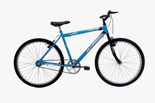 Frete Gratis / Bicicleta Aro 26 Masculina Classic