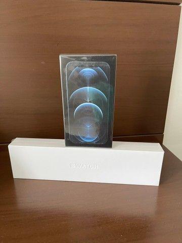 iPhone 12 Pro 128gb Azul.