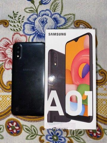 Samsung Galaxy A01 - Foto 4