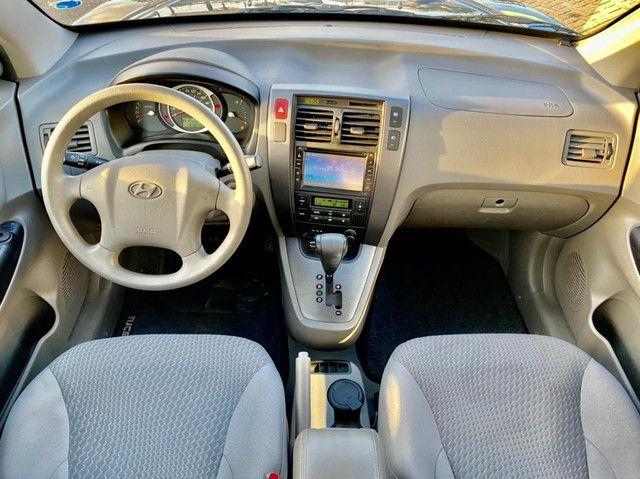 Hyundai Tucson GLS 2016 2.0 Flex Completo - Foto 7