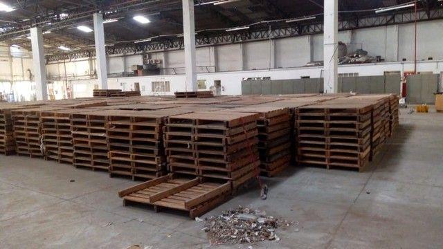 Pallet de madeira - Usado - Foto 2