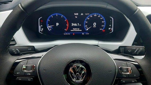 Vw T cross highline tsi AE aut top teto 1.4 turbo 2021 8.000km ipva2021pgvist.    - Foto 14
