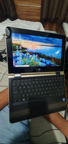 Notebook HP pavilion x360 touch