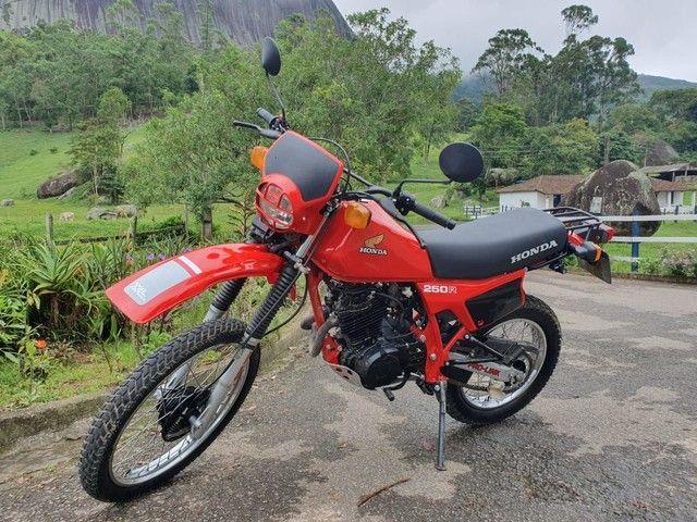 XLX 250R 1992. - Foto 4