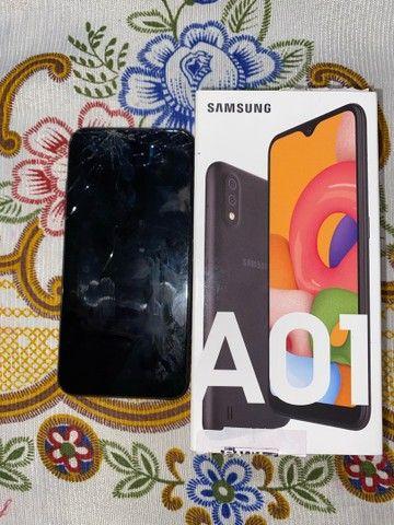 Samsung Galaxy A01 - Foto 2