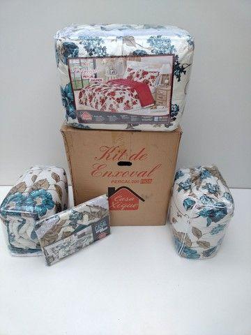 Kit de enxoval com 11 peças pra pronta entregamos em qualquer lugar