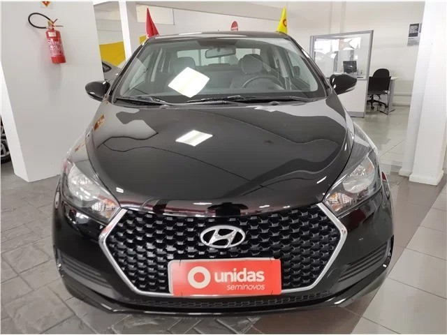 Hyundai HB20S Confort Plus 1.6 Aut 2019 - Fone: * - Foto 2