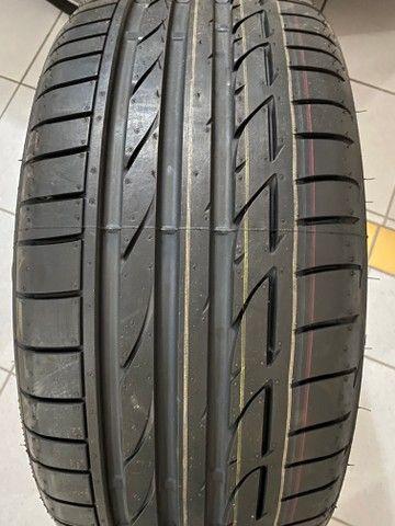 Pneu Bridgestone Potenza S001 Runflat 225 40 R19 - Foto 3