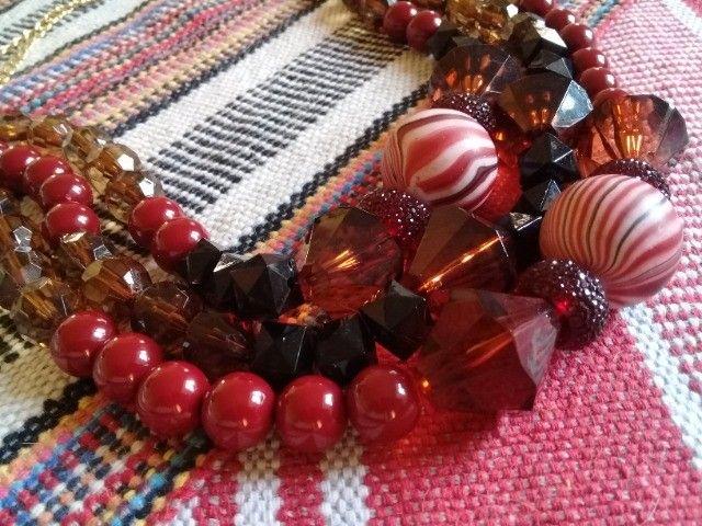 Conjunto Maxxi colar e brincos - Foto 3