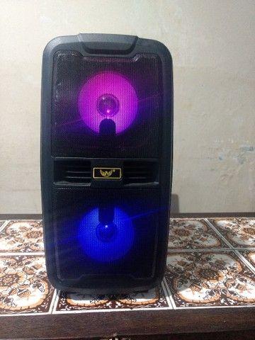 Caixa de som via Bluetooth - Foto 2