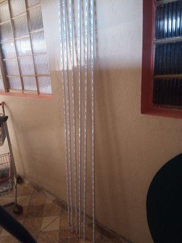 Cremalheira com suporte de ferro - Foto 2