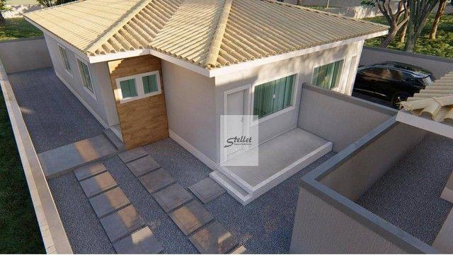 Excelente casa linear com 3 dormitórios à venda, 70 m² por R$ 310.000 - Enseada das Gaivot - Foto 10