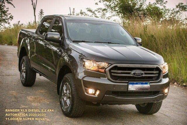Ford Ranger 2.2 XLS 4x4 Diesel Auto 2020/2020 - Foto 3