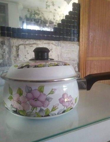Taças da Tok&Stok Centrífuga Pratos de sobremesa Xícaras Panela  - Foto 5
