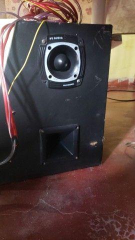 Caixa de som com módulo 2300 wats - Foto 2