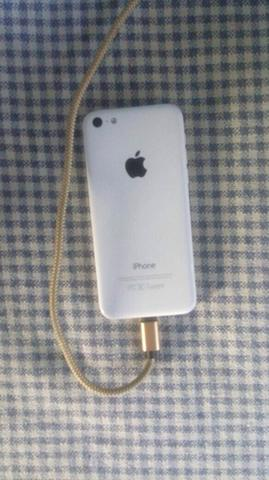 IPhone 5c branco 8gb