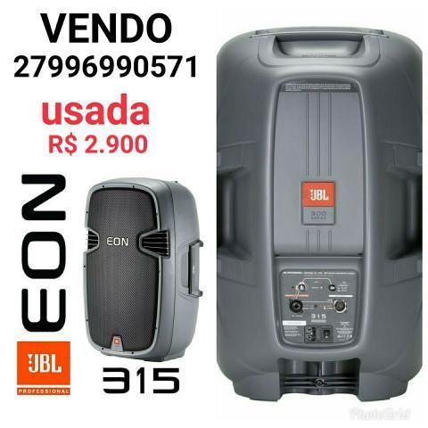 Caixa de som Eon JBL 315