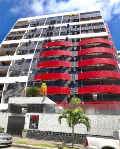 Cobertura Garden no Edf. Monalisa, na Rua Vital Barbosa – Ponta Verde com 207m²