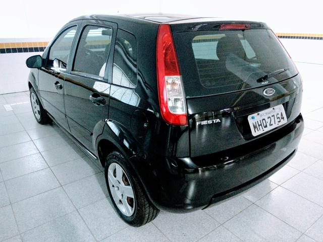 Fiesta 1.6 - air bag, ABS, completíssimo - 2010