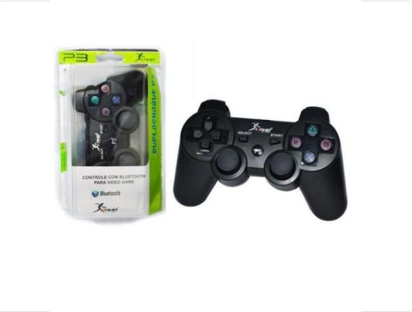 Controle Playstation 3 S/fio