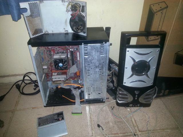 Carcaça de computador