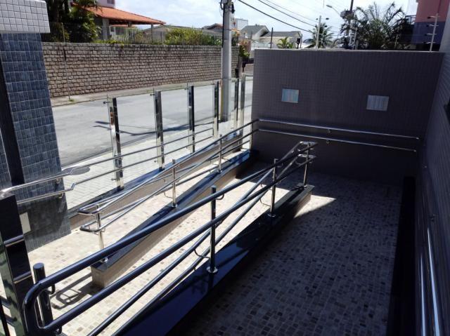 Apartamento para alugar com 1 dormitórios em Bom abrigo, Florianópolis cod:75435 - Foto 17