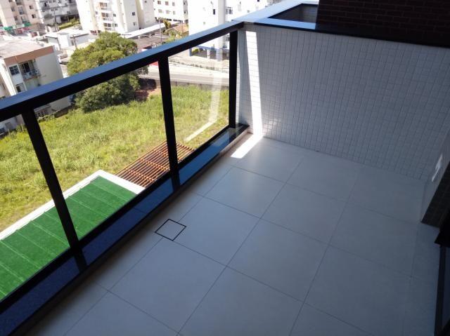 Apartamento para alugar com 1 dormitórios em Bom abrigo, Florianópolis cod:75435 - Foto 7
