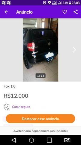 Fox 1.6 - Foto 13