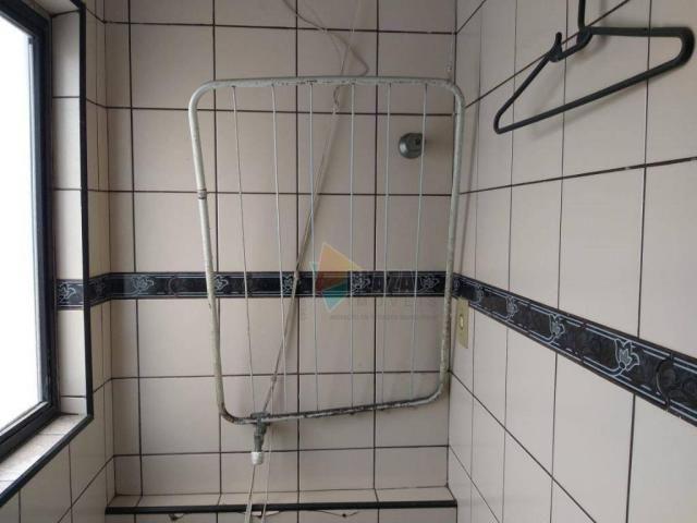 Apartamento com 1 dormitório para alugar, 40 m² por r$ 1.150/mês - boqueirão - praia grand - Foto 10