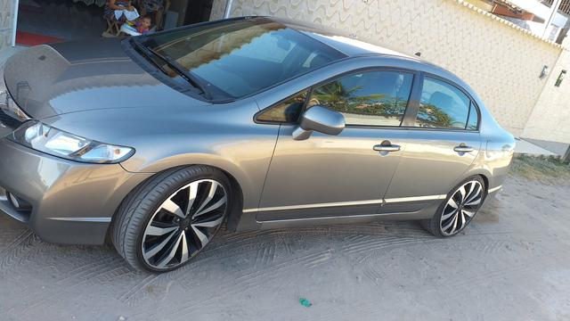 Honda Civic News automático Flex rodao aro 20( * - Foto 2