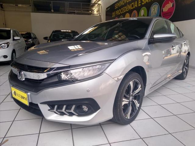 HONDA CIVIC 1.5 16V TURBO GASOLINA TOURING 4P CVT - Foto 6