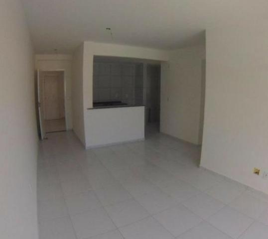 Apartamento Pronto em Nova Parnamirim - 2/4 Suíte - 63m² - Recanto dos Pássaros - Foto 2
