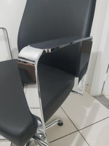 Cadeira para salão de beleza - Ultima Peça-