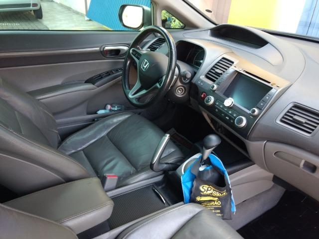Honda civic LXL 1.8 2010/2011 carro zerado segundo dono ( Criciúma SC) - Foto 3