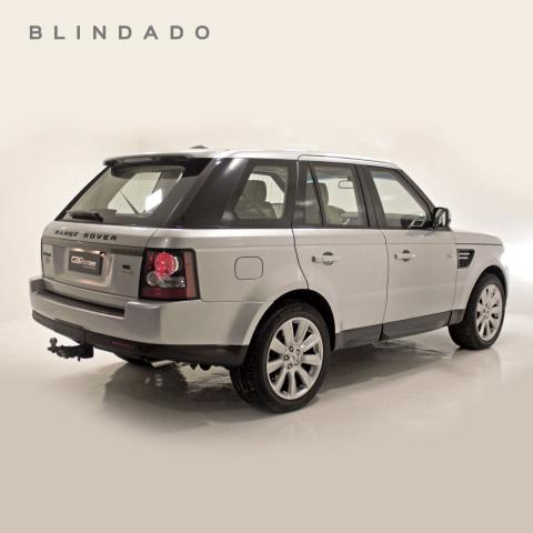 LAND ROVER RANGE ROVER SPORT 2012/2013 3.0 SE 4X4 V6 24V BITURBO DIESEL 4P AUTOMÁTICO - Foto 2