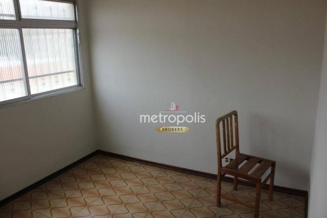 Sobrado com 4 dormitórios para alugar, 246 m² por R$ 4.000/mês - Cerâmica - São Caetano do - Foto 12