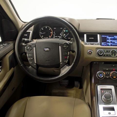 LAND ROVER RANGE ROVER SPORT 2012/2013 3.0 SE 4X4 V6 24V BITURBO DIESEL 4P AUTOMÁTICO - Foto 5