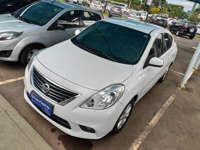 NISSAN VERSA 2011/2012 1.6 16V FLEX SL 4P MANUAL