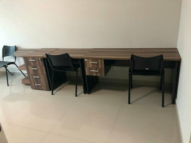 Alugo Sala mobiliada no edifício Business Center Renascença ótima para escritório - Foto 4