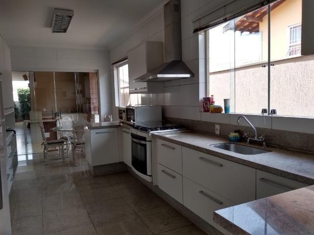 Ref. 522 - Alugo - Sobrado - 4 dormitórios - Damha I - 421 m² - Foto 12