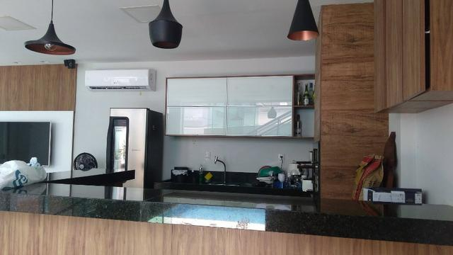 Vendo casa em cond.fechado Jd D'Italia Araçagi, Alto padrão, Energ solar, etc - Foto 13