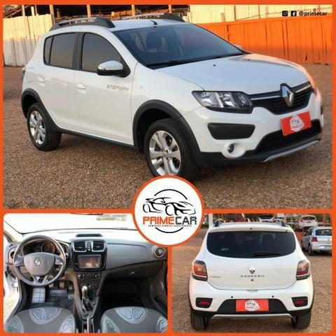 Renault - Sandero 1.6 Stepway Dynamiq - 2018