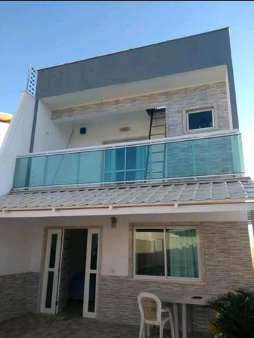 Linda casa duplex (solta), no manoel dias branco - Foto 5
