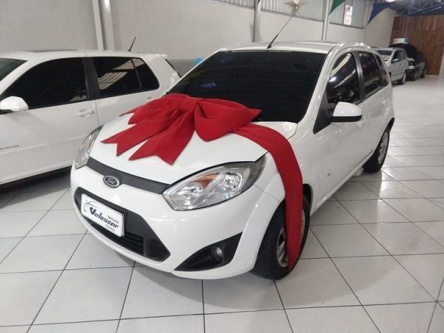 Ford Fiesta SE 8v 1.6 Flex 2014 100% financiado