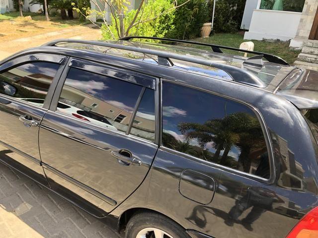 Corolla Fielder 06/06 blindada - Foto 3